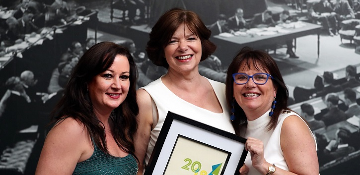 National recognition for UCC Careers Office