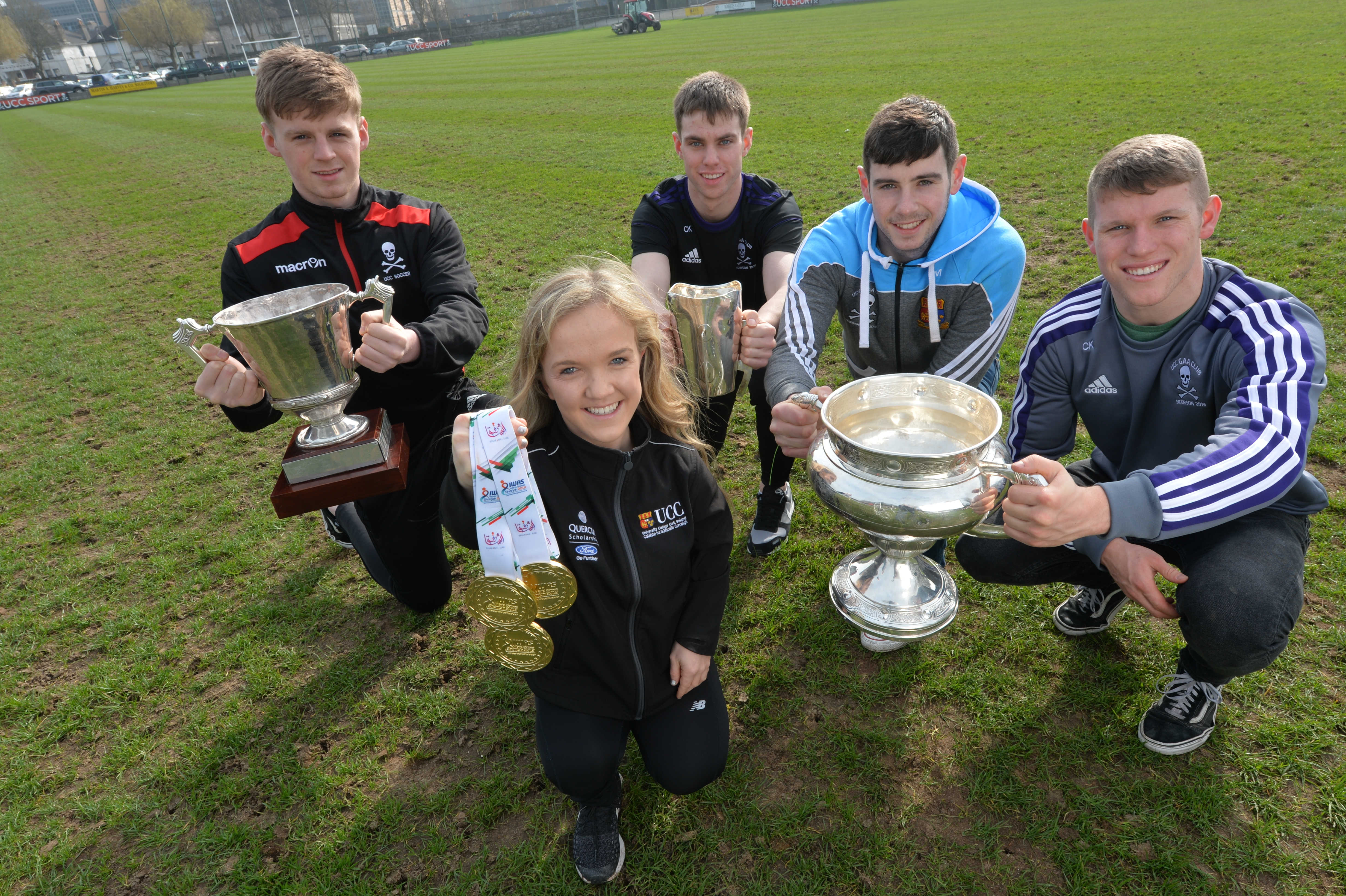 UCC honours its sporting stars