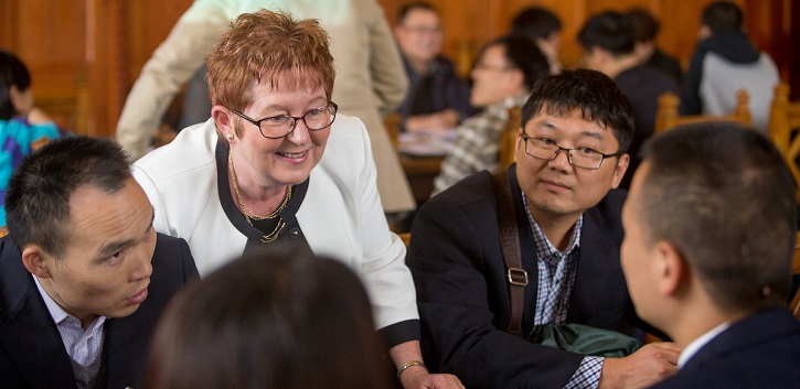 UCC academics to shape future of education in China