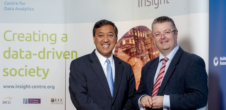 International company invests in Insight UCC