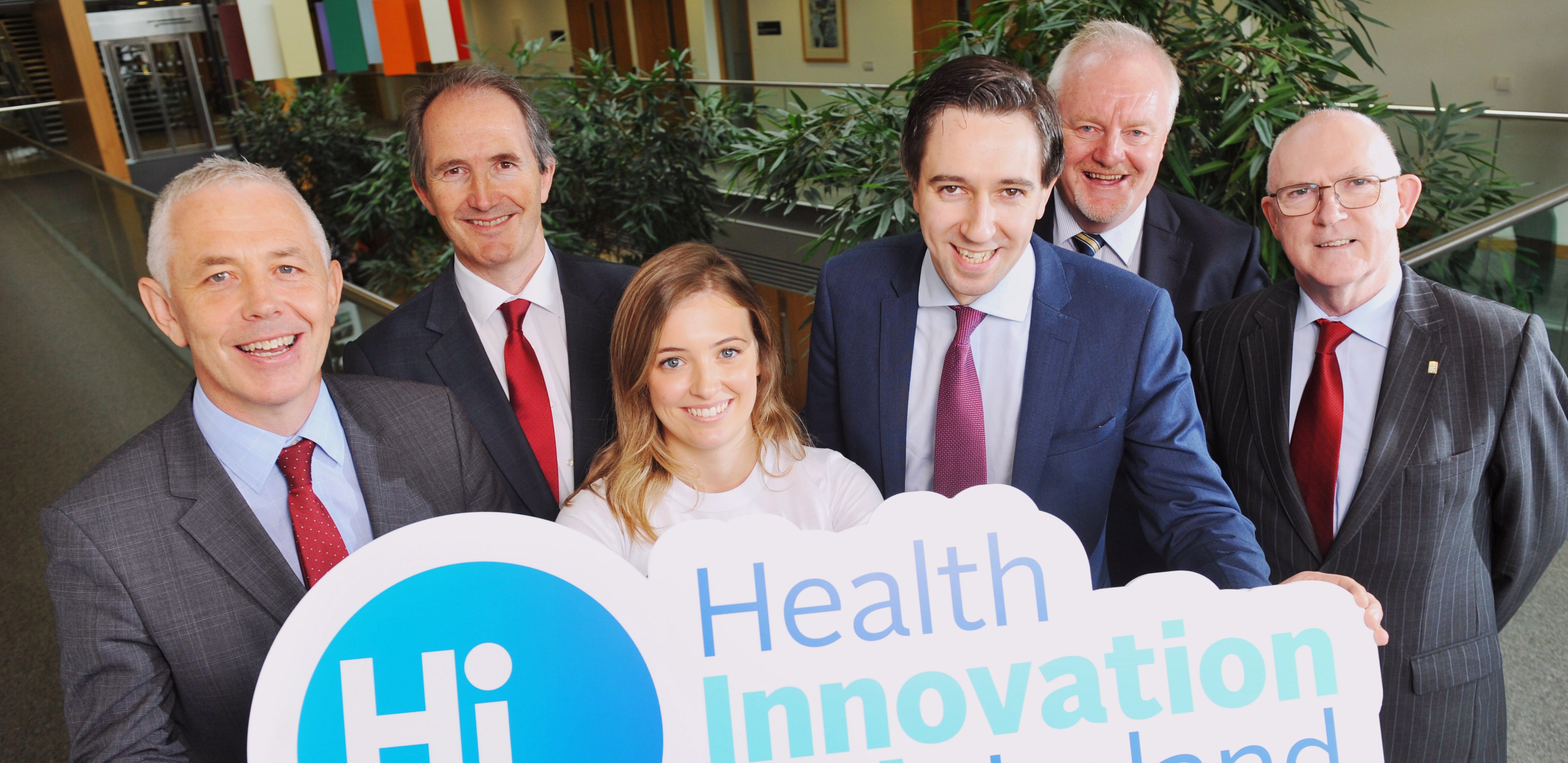 Minister launches Health Innovation Hub Ireland at UCC
