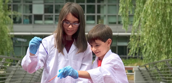 UCC welcomes budding teen forensic detectives