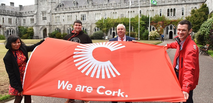 Cork launches new brand for region