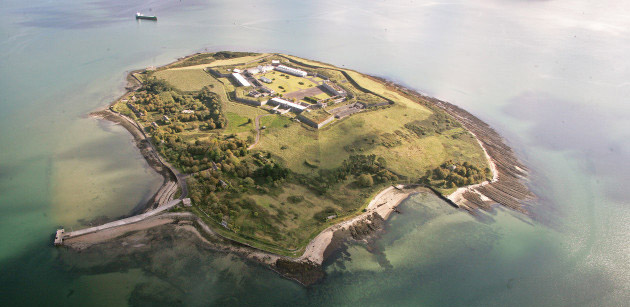 Locked up for being poor: Spike Island finds pose 'uncomfortable questions' about modern prison system