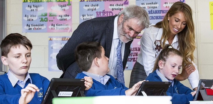 New Knocknaheeny school opening 'an historic event for education'