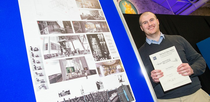 UCC alum wins architecture award