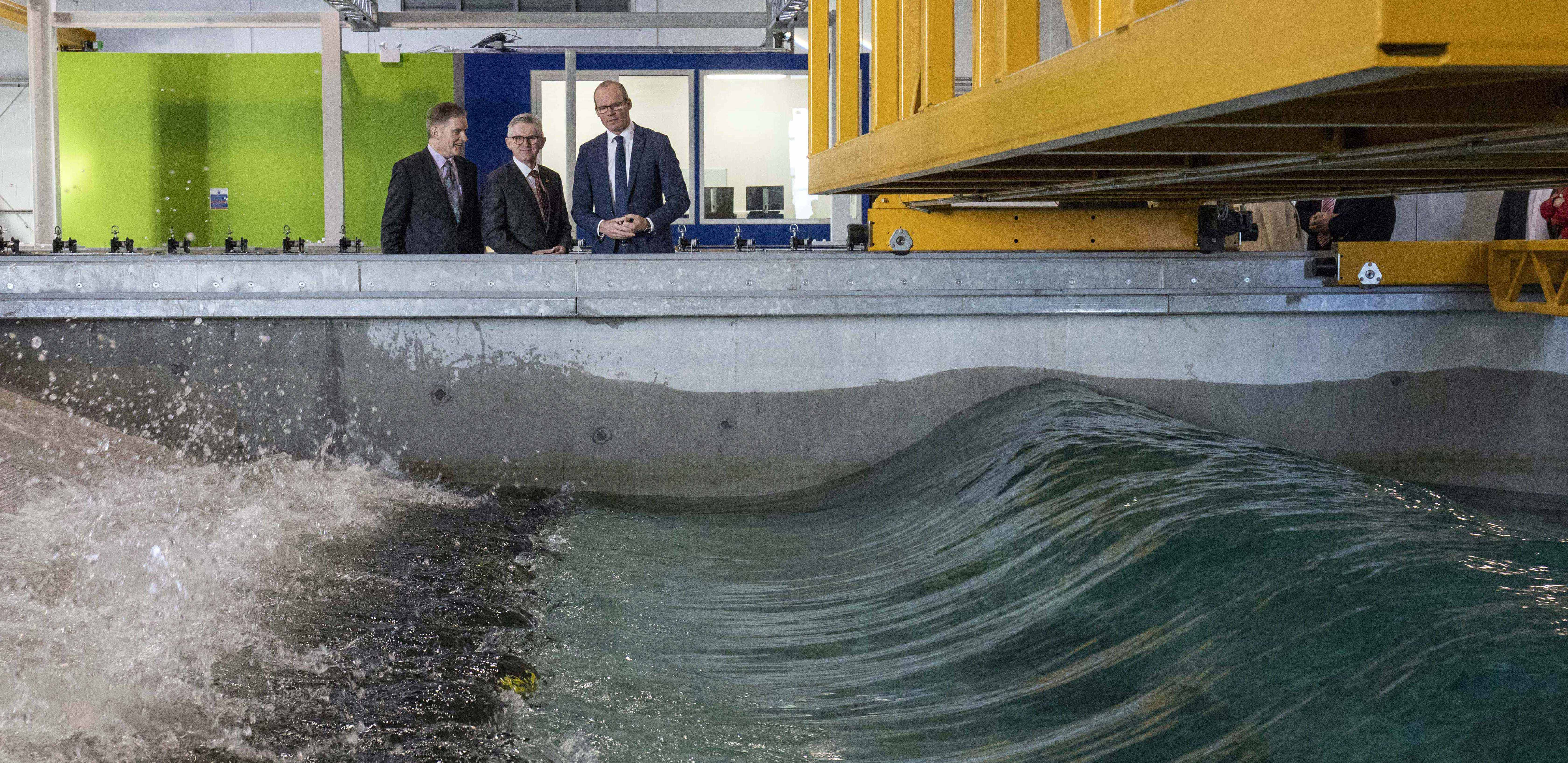 Lir to make waves as world leader in ocean energy