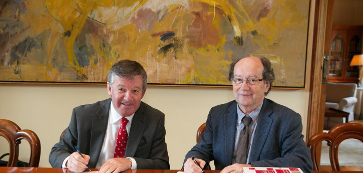 UCC develops collaboration with Rennes