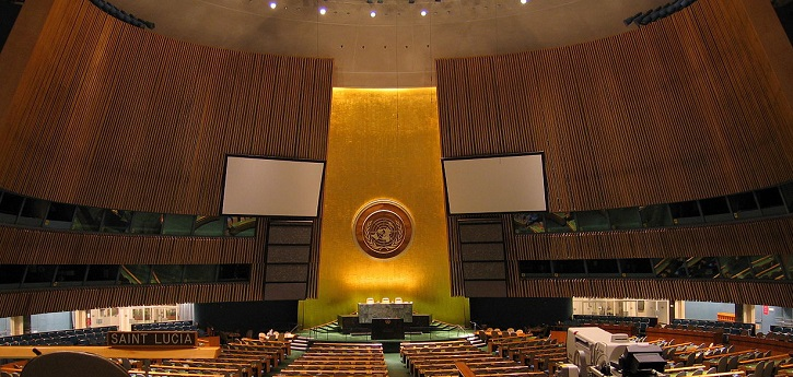 United Nations General Assembly honours George Boole