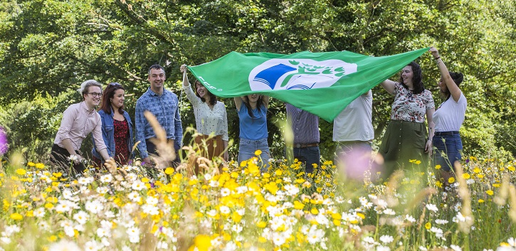 In a world first, UCC to raise fourth Green Flag