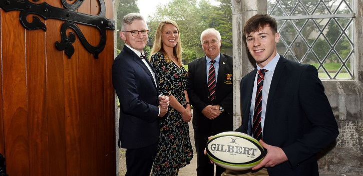 Rugby Hero Moss Keane's Alma Mater UCC Will Remember Him with a Scholarship