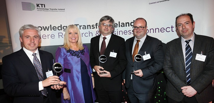 UCC wins 2 knowledge transfer awards