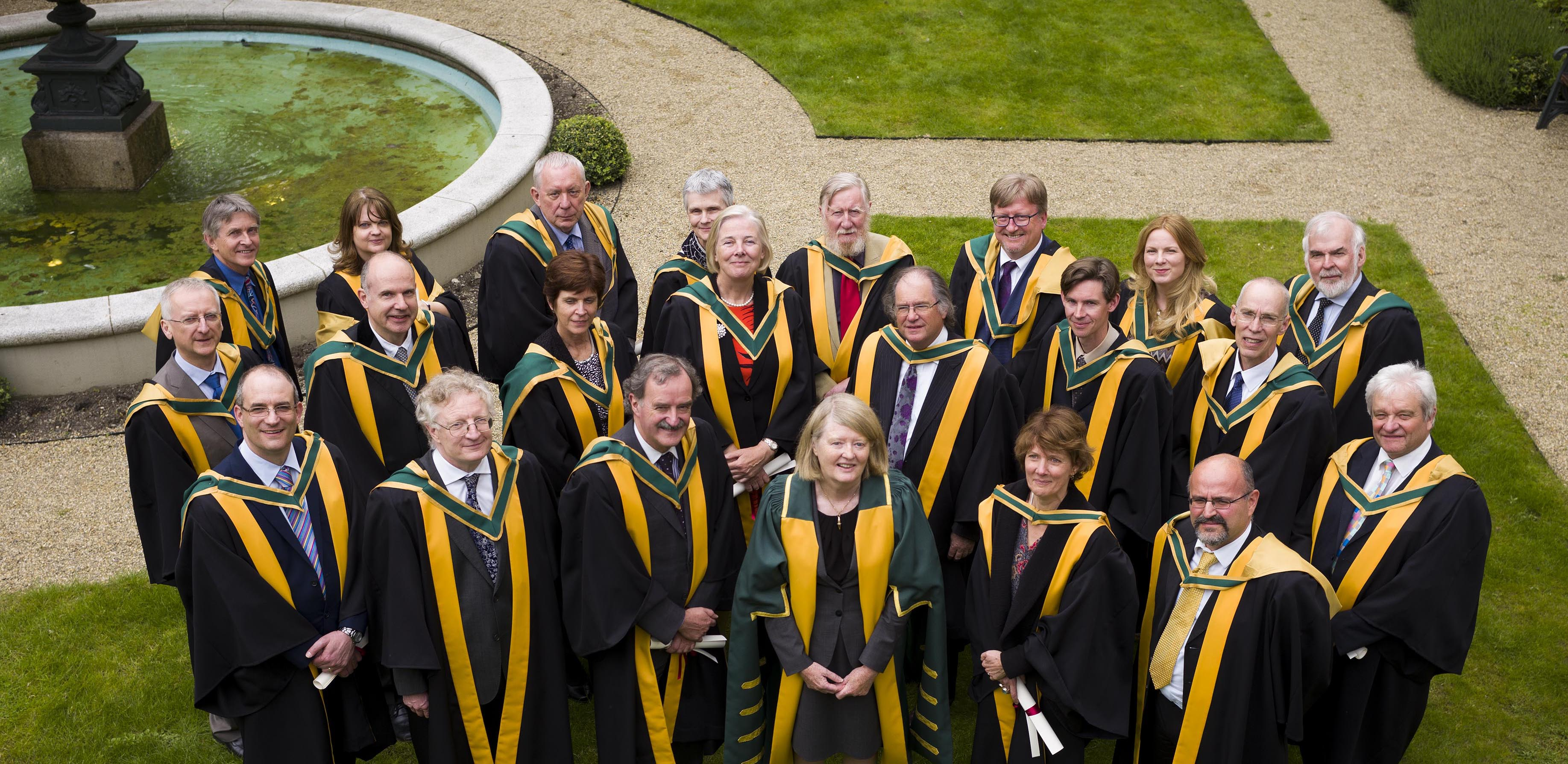 UCC professors elected to Royal Irish Academy