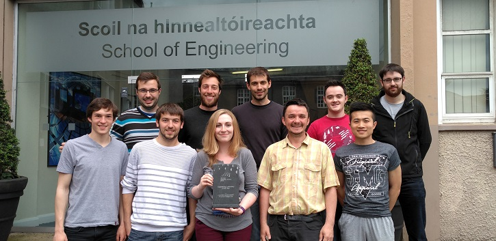 National award for UCC engineers
