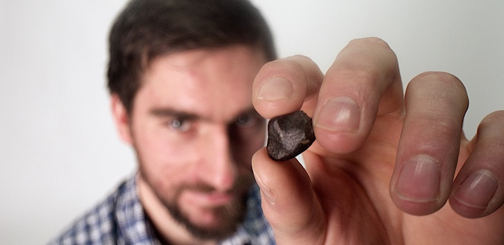 Antarctica hunting ground for meteorites
