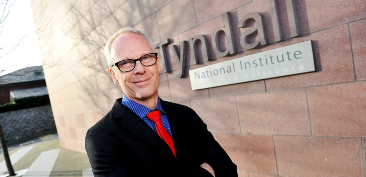 Leading biophotonics researcher joins UCC/Tyndall