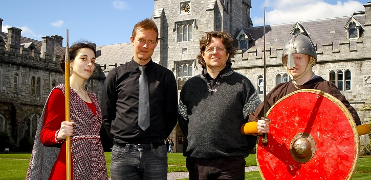 UCC 'world first' to discover the impact of the Vikings