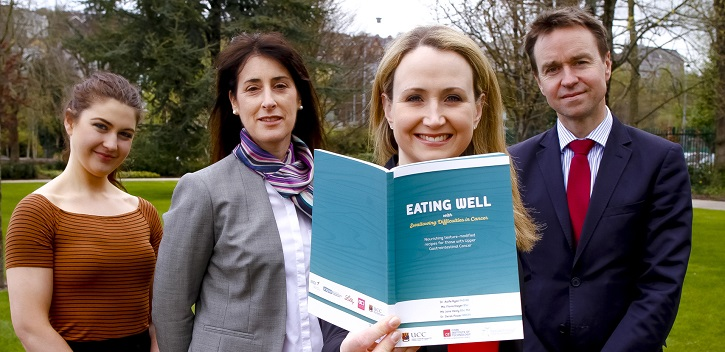 New cookbook to help cancer patients