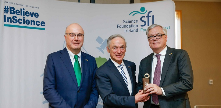 UCC alum awarded St Patrick's Day Science Medal