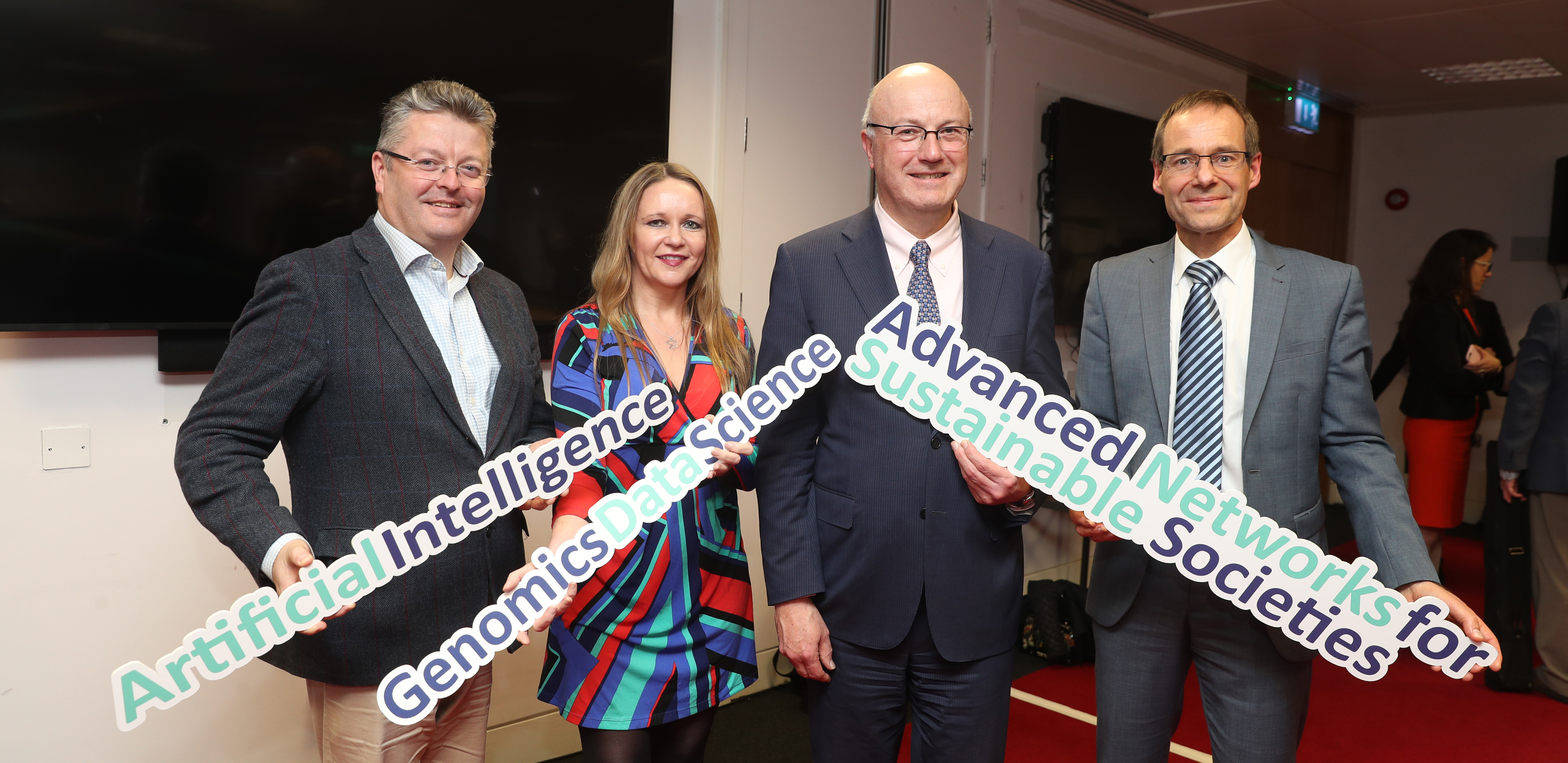 €100 million investment in new SFI Centres for Research Training