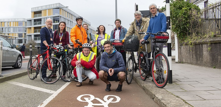 Cork's third level institutions call for safer cycling infrastructure