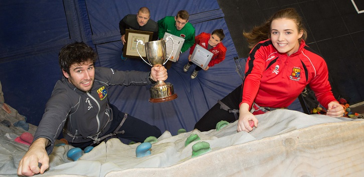 Mardyke Arena UCC receives international awards