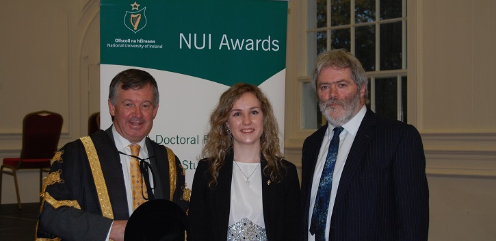 UCC take Irish-language awards at NUI ceremony