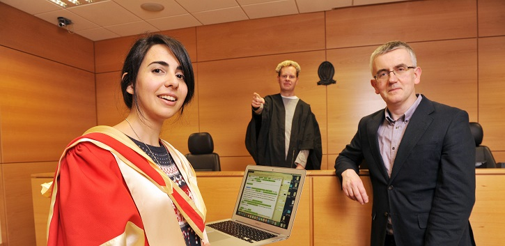 UCC connects startups to free legal advice