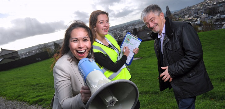 Calling Cork public to contribute to 'Smart' future