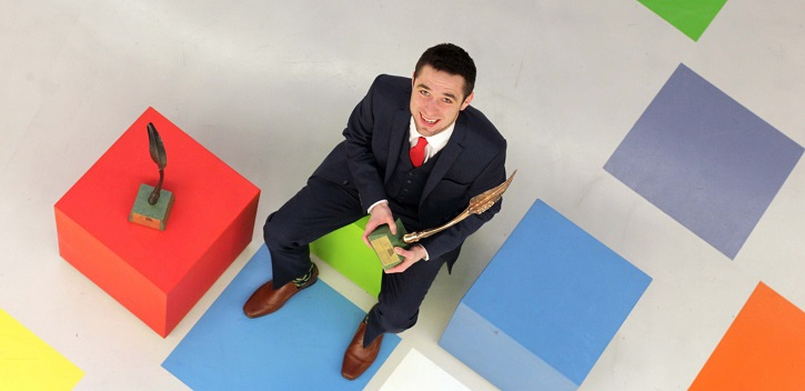 UCC alum named Best Young Entrepreneur
