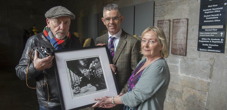 UCC acquires John Minihan Photography Collection