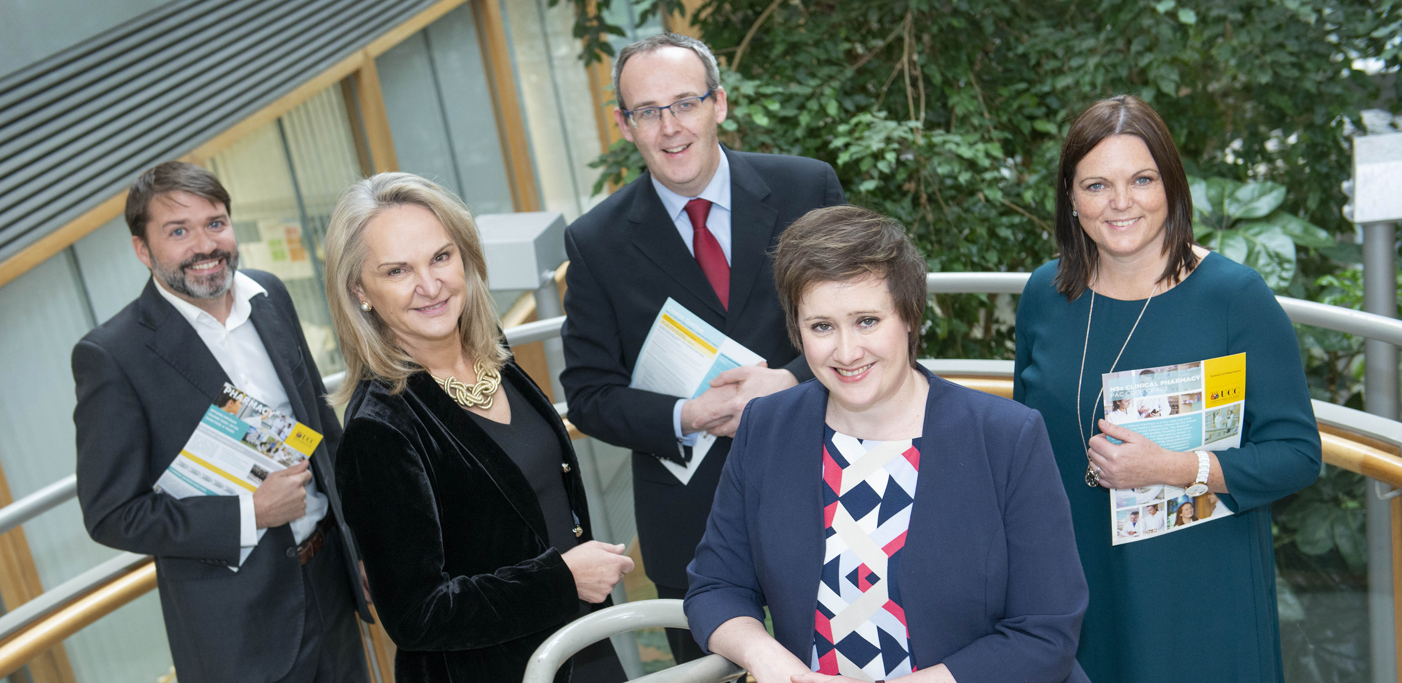 UCC launches asthma management programme