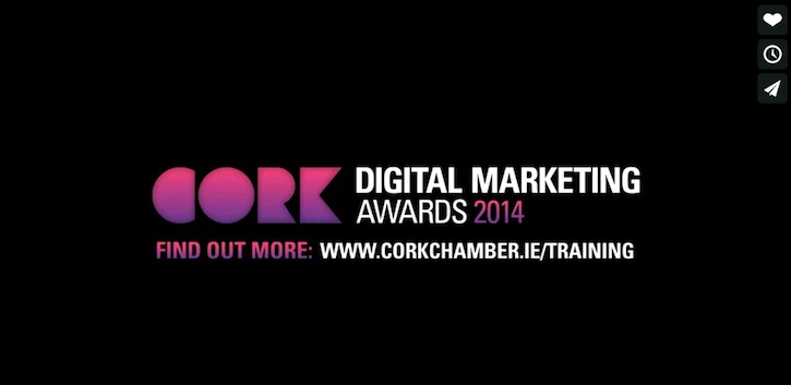 UCC nominated for Digital Marketing Awards