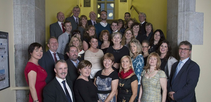 Staff celebrated at #UCCOscars