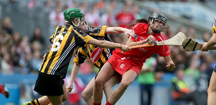 UCC camogie players help Cork victory
