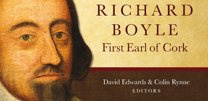New book on Richard Boyle by UCC researchers
