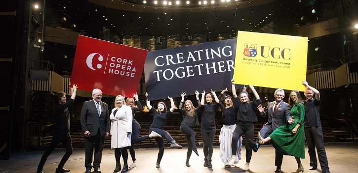 UCC in new partnership with Cork Opera House