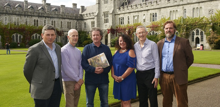 Cork University Press unveils Atlas of the Irish Revolution