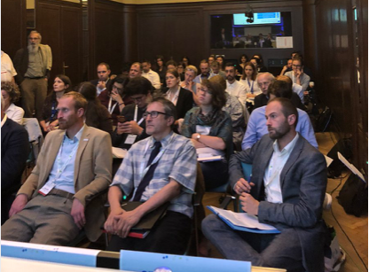 Energy projects come together for EUSEW18