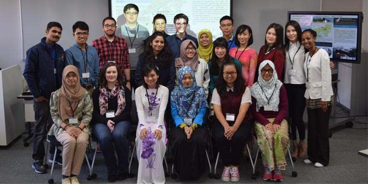 UCC PhD Students Attend International Spring School in Kyoto, Japan.