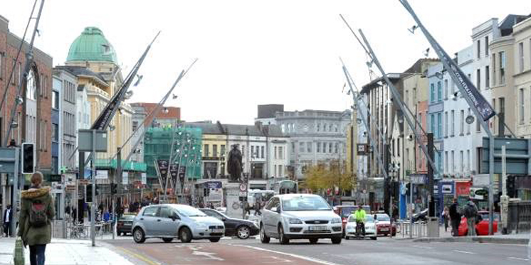 CRAC Lab Air Pollution Monitoring in Cork City Centre
