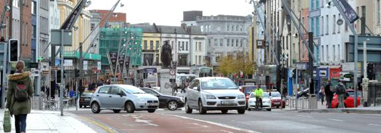 96FM Discussion on Patrick Street Car Ban