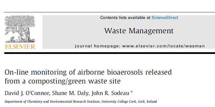 New CRAC publication in Waste Management