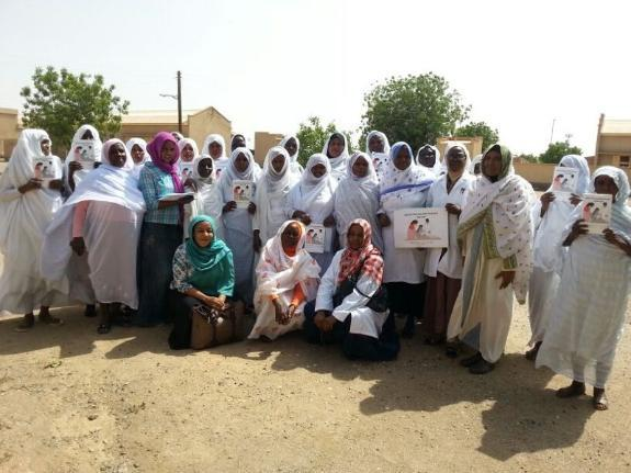 Sudanese Midwives
