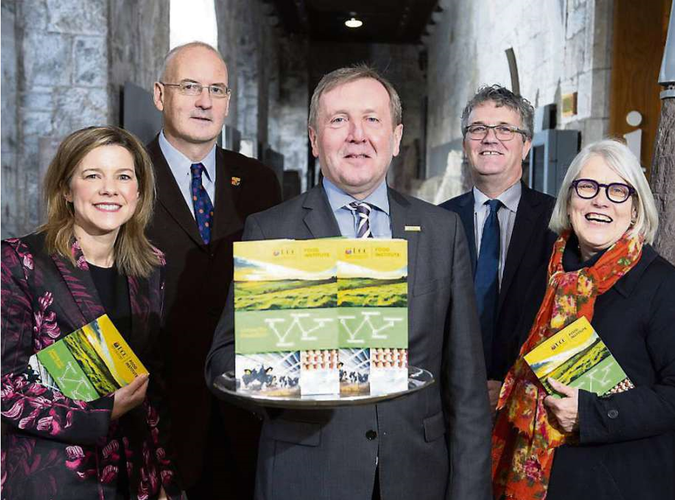 New UCC Food Institute a boost for the industry