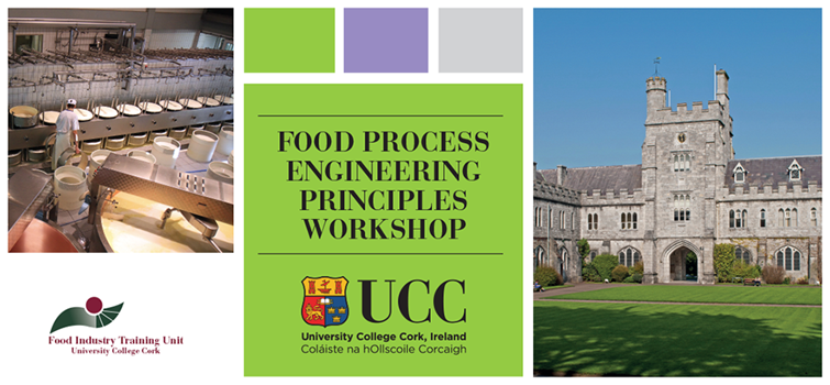 Now taking applications for a new course - Food Process Engineering Workshop