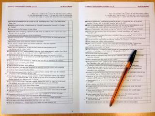children s communication checklist university college cork