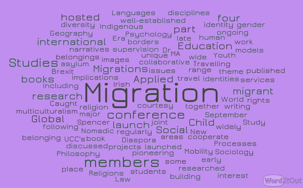 Seminar Series - Current Research on Migration and Integration
