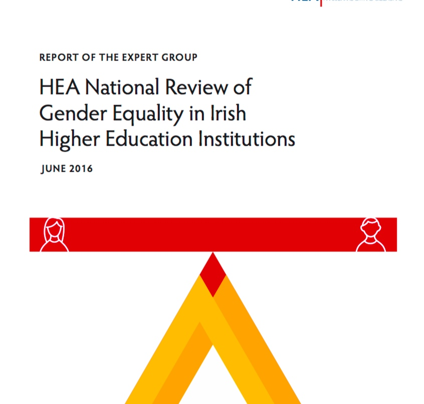 Recommendations of the HEA Expert Group on Gender Equality