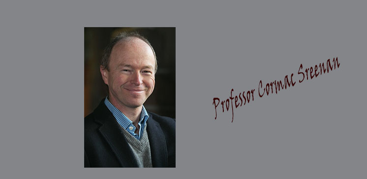 Focus on Research: Prof Cormac Sreenan, Connect